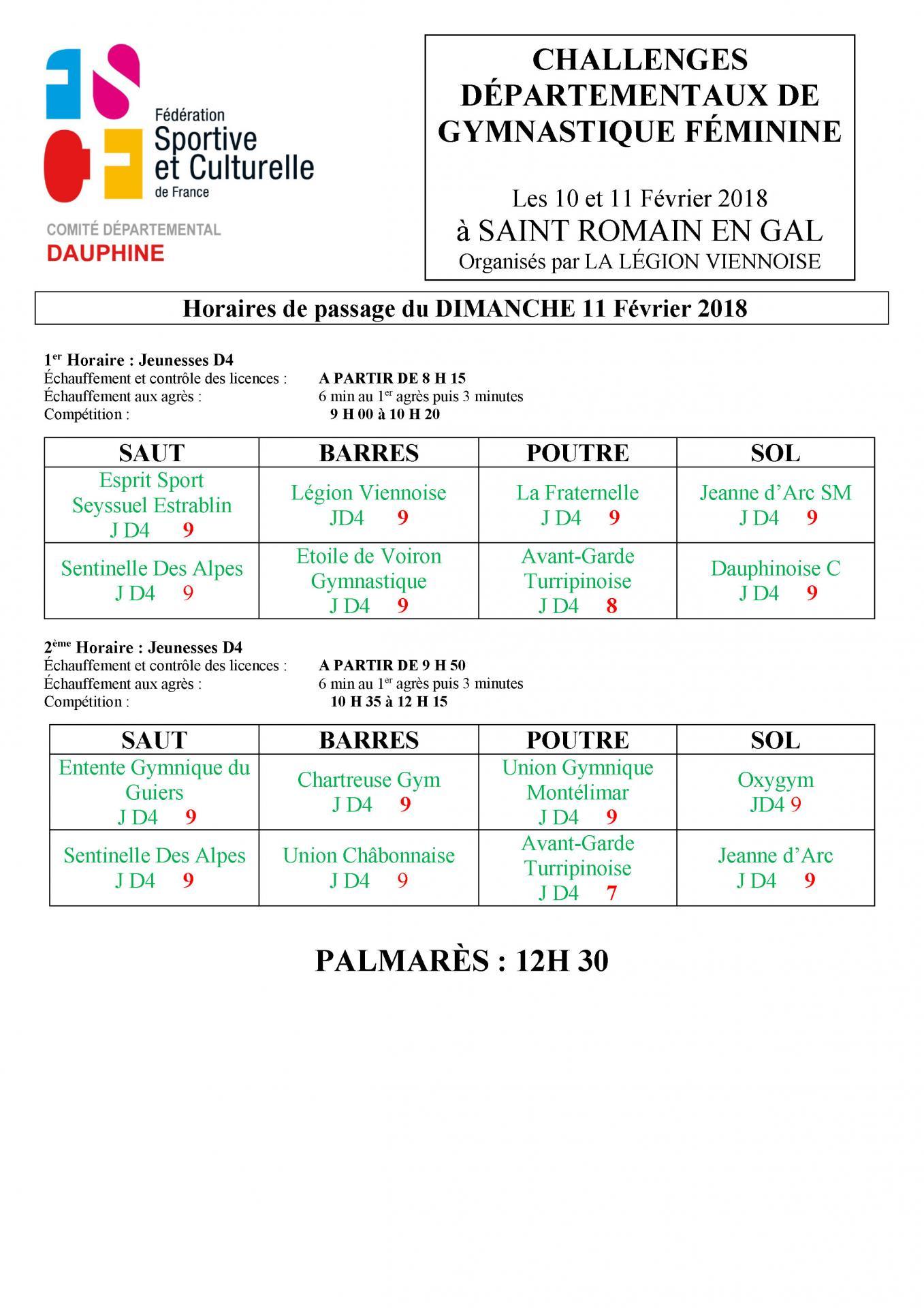 Horaire Départemental Equipes A-J 2018a page 2