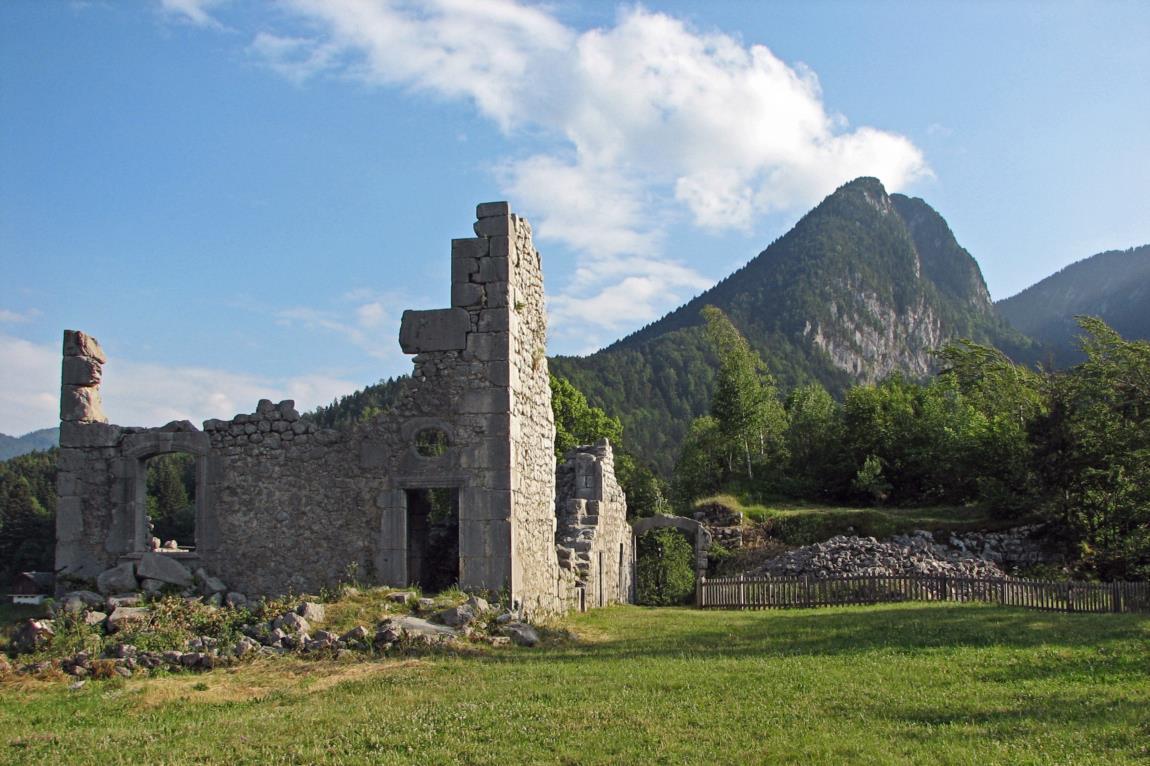 Le chateau de montbel