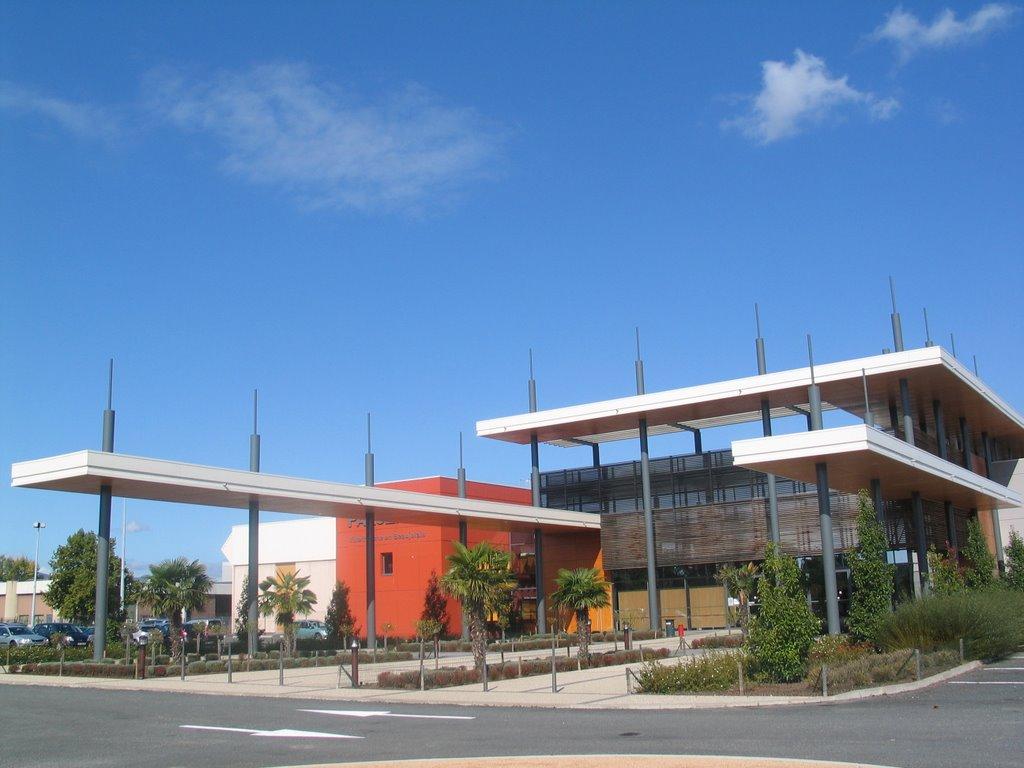 Le parc des expositions de villefranche sur saone 1
