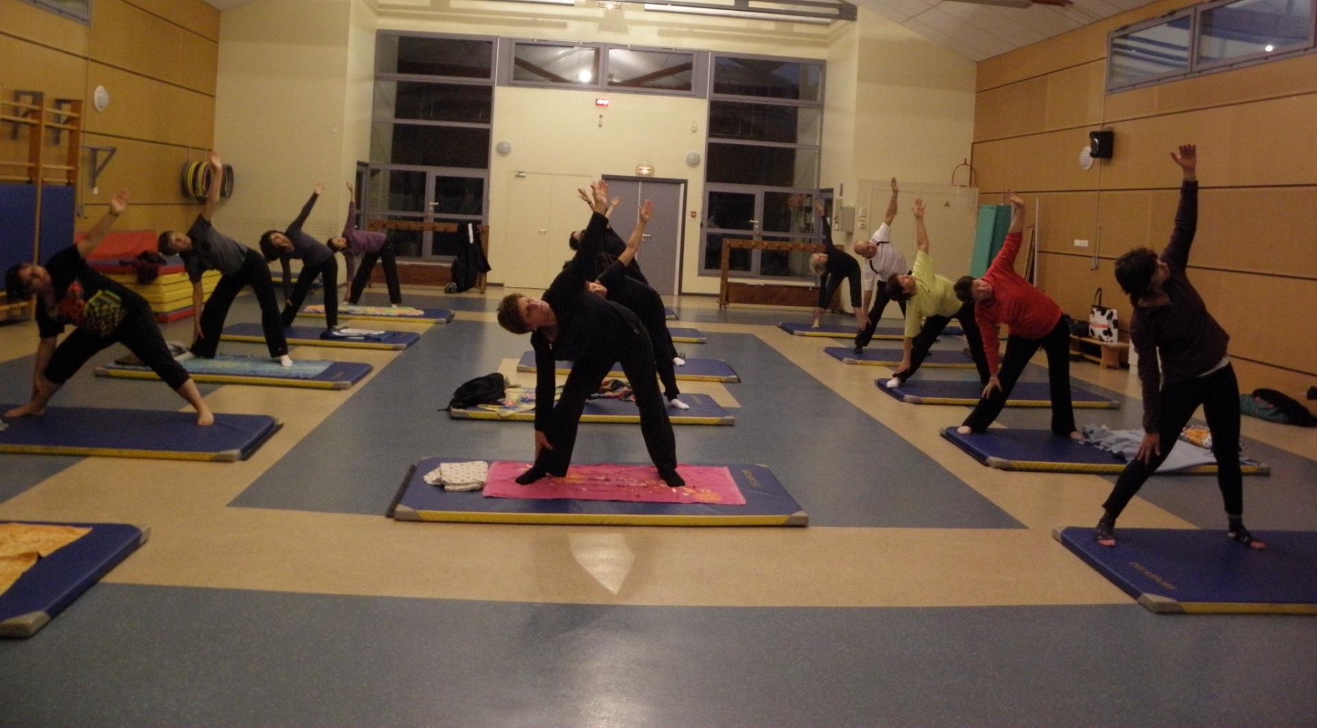 Le yoga 1