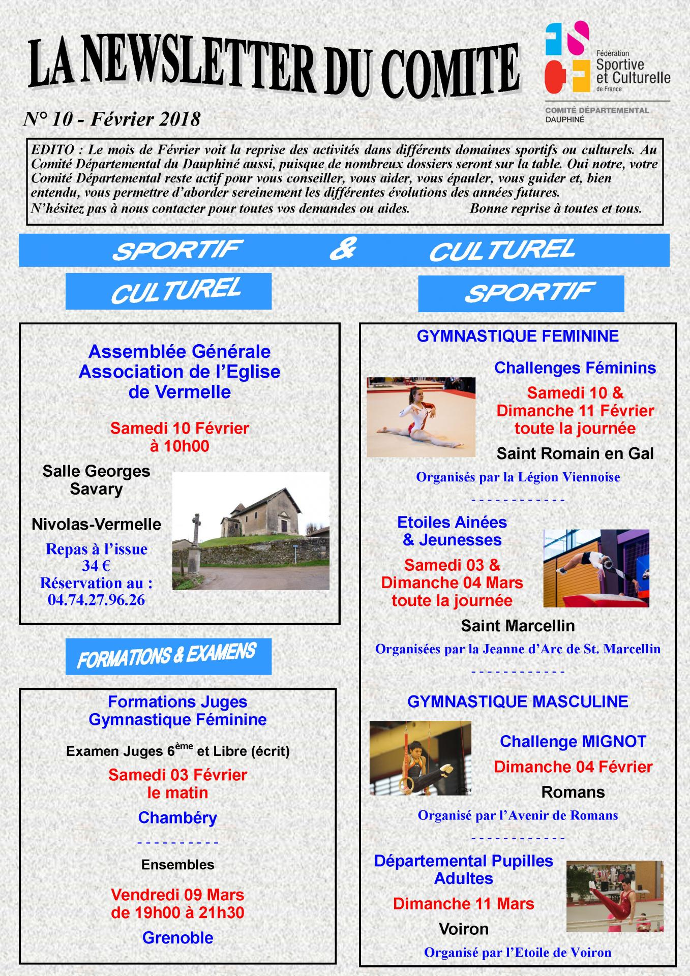 Newsletter N°10-page 1