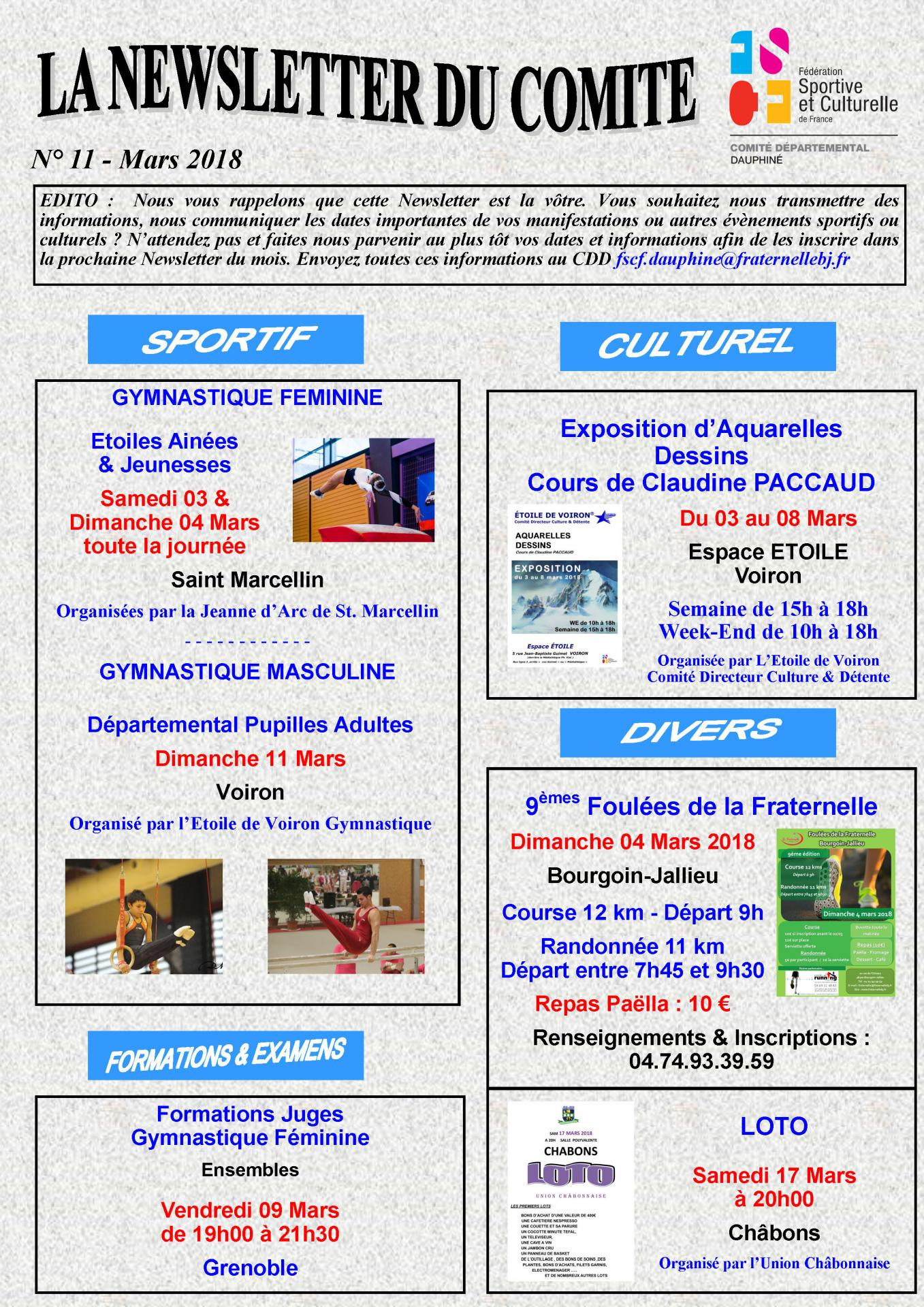 Newsletter N°11-page 1