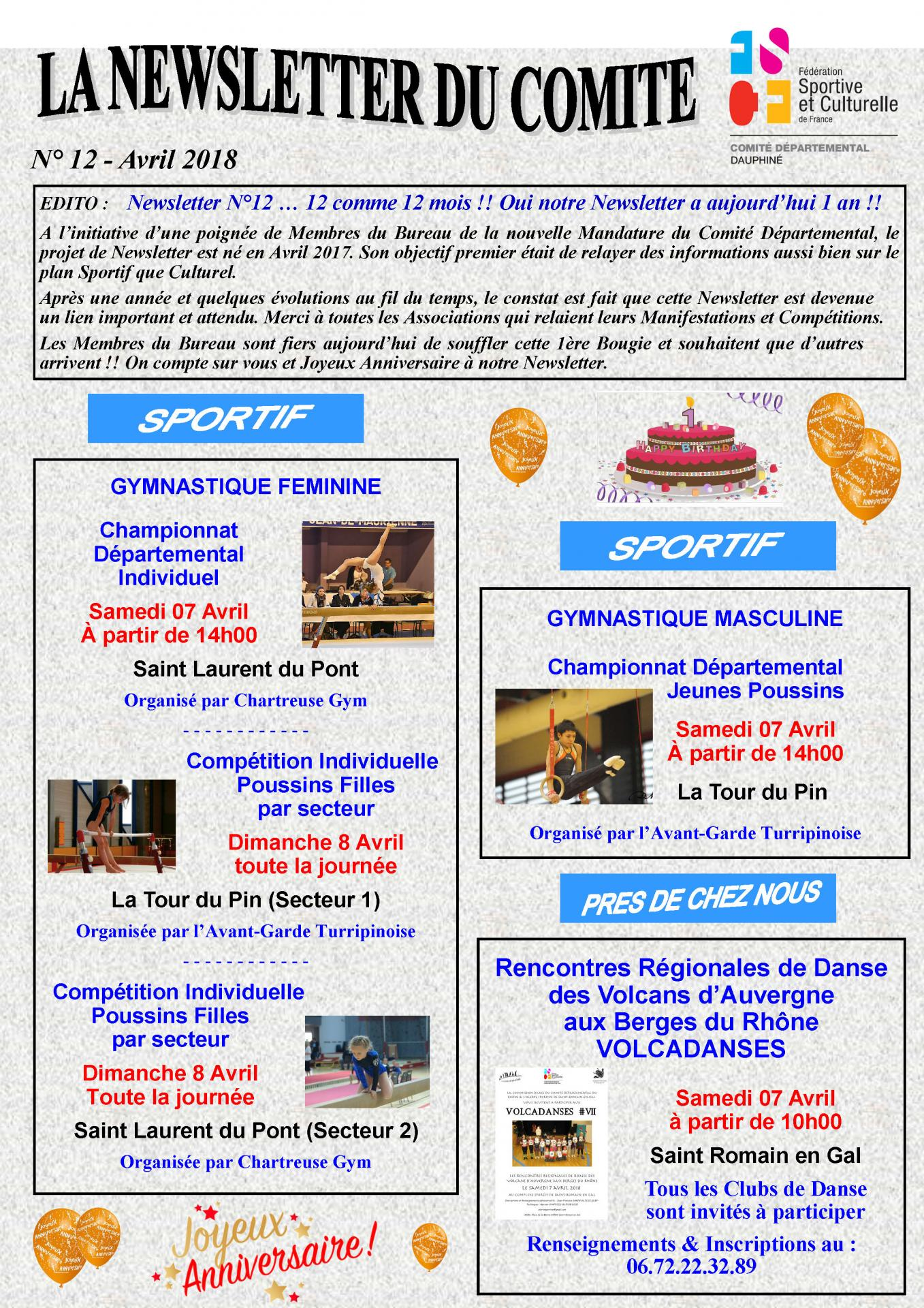 Newsletter N°12-page 1