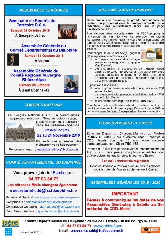 Newsletter n29 page 2