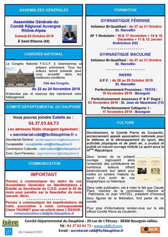 Newsletter n30 page 2