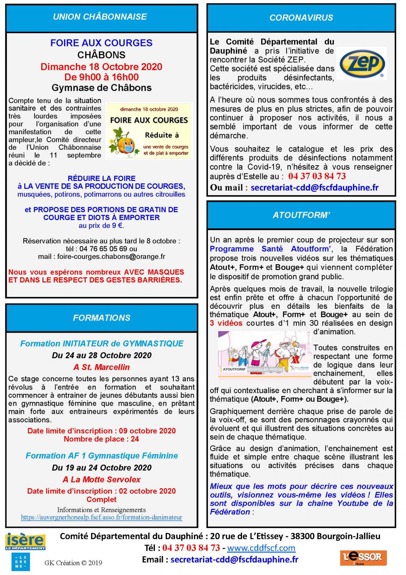 Newsletter n42 page 2