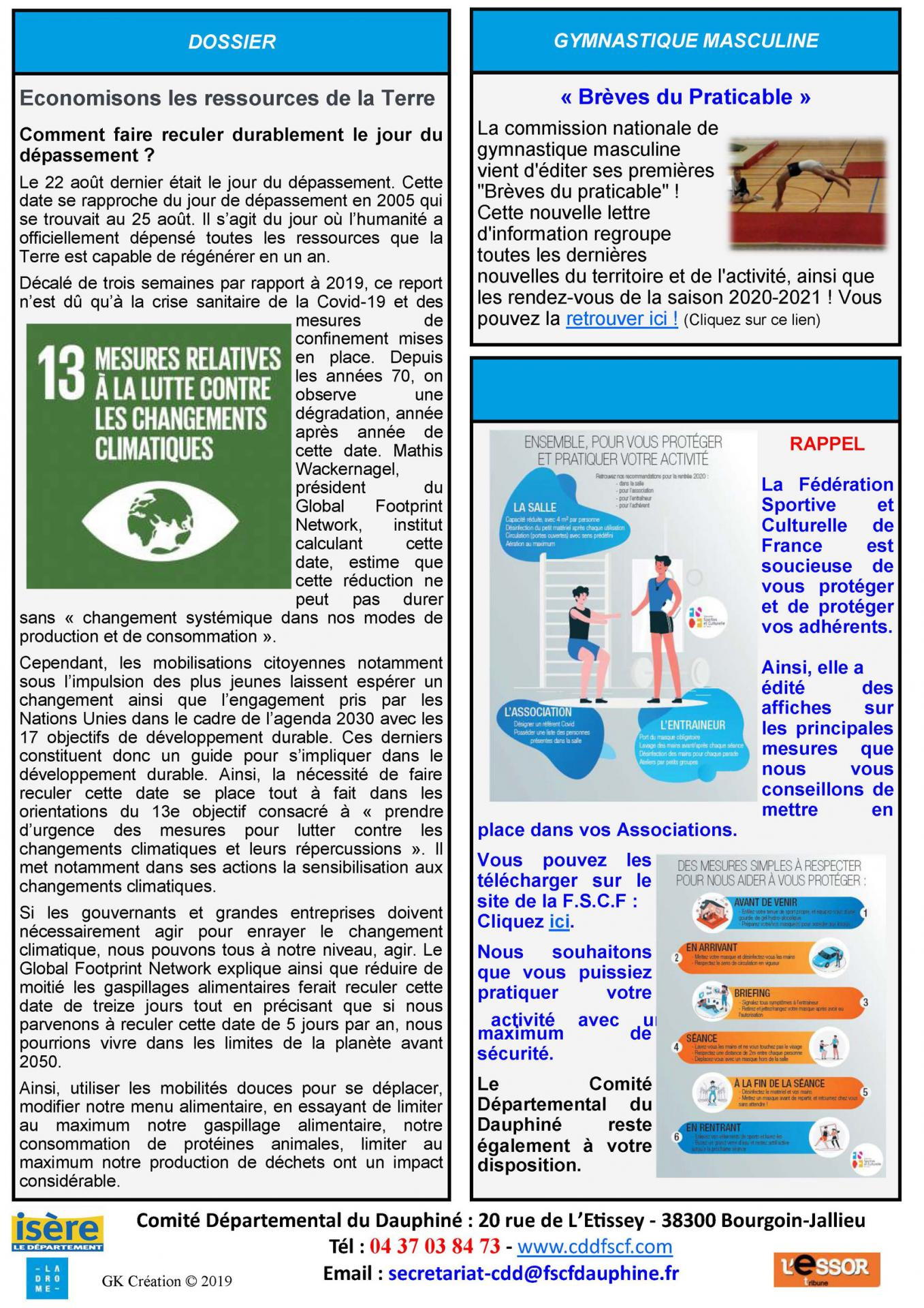 Newsletter n43 page 2