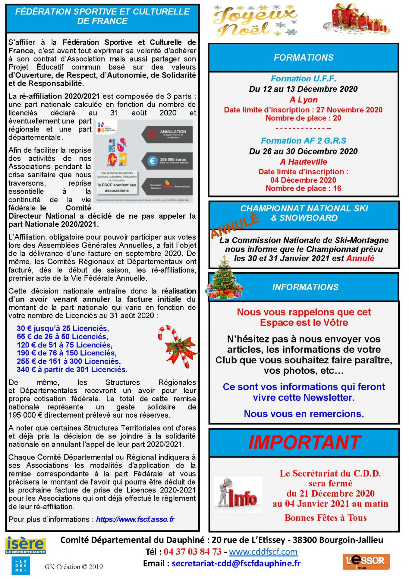 Newsletter n44 page 2