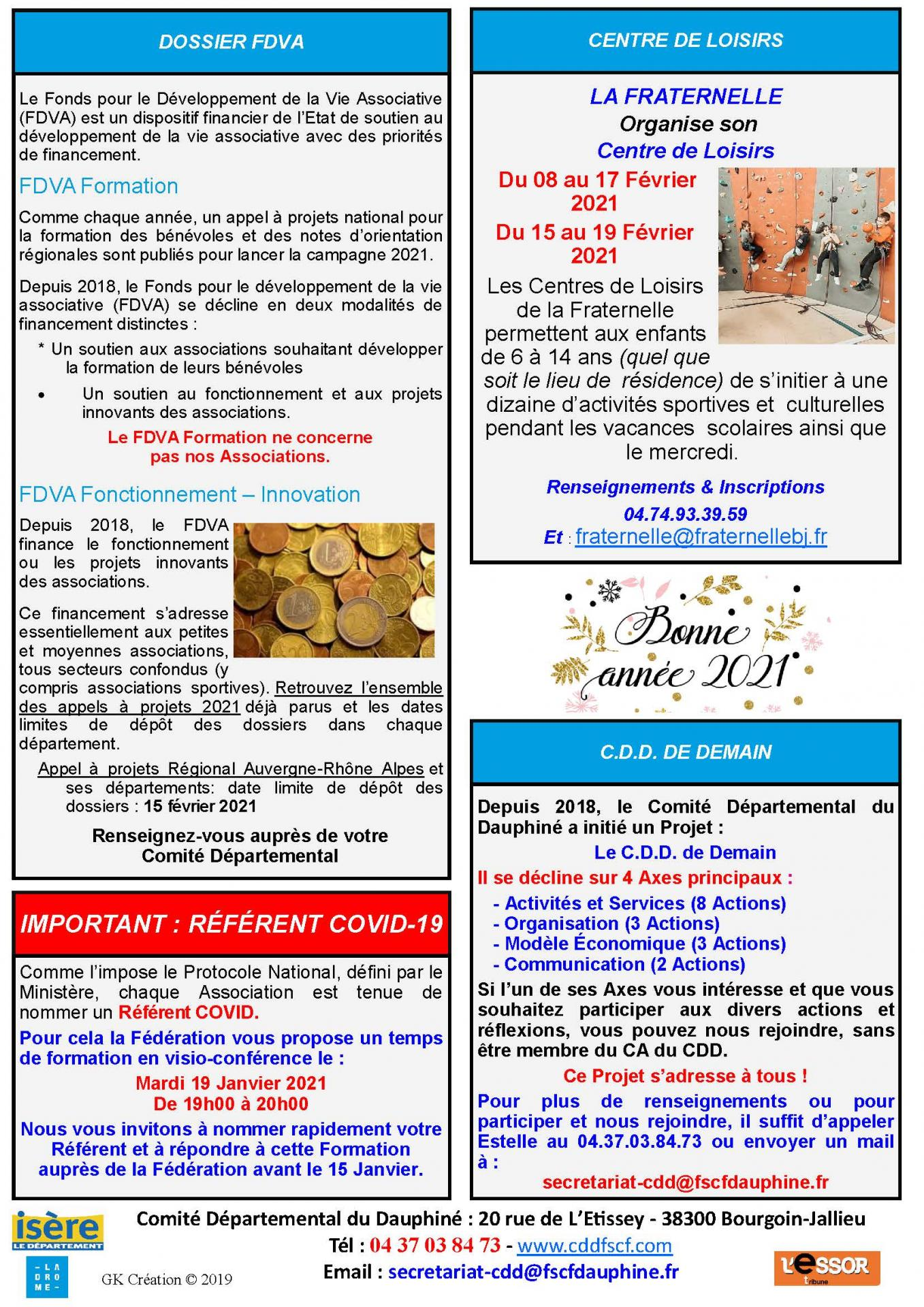 Newsletter n45 page 2