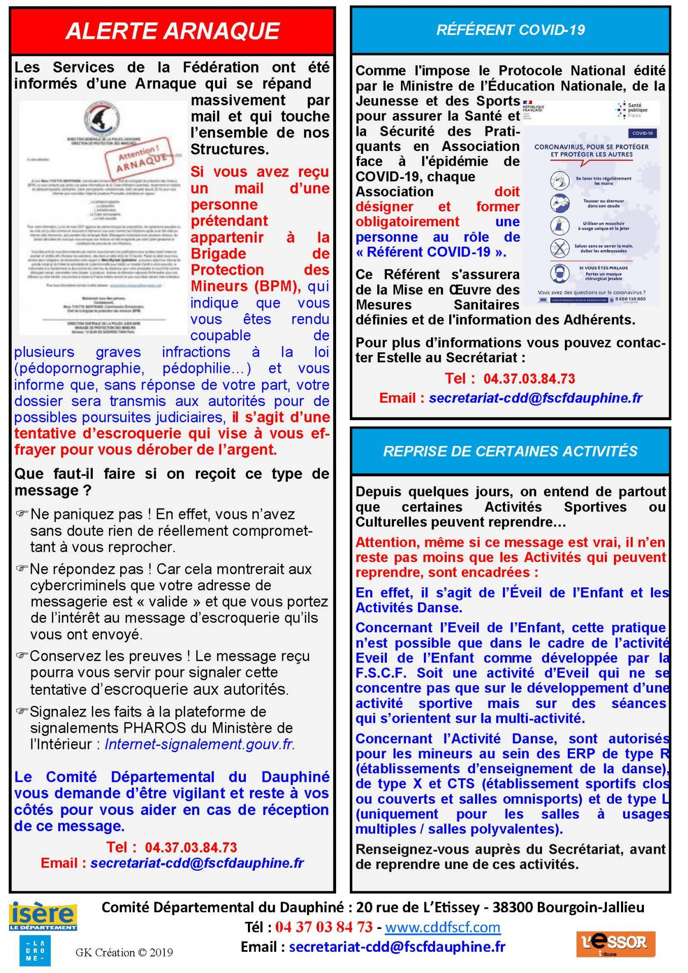 Newsletter n46 page 2