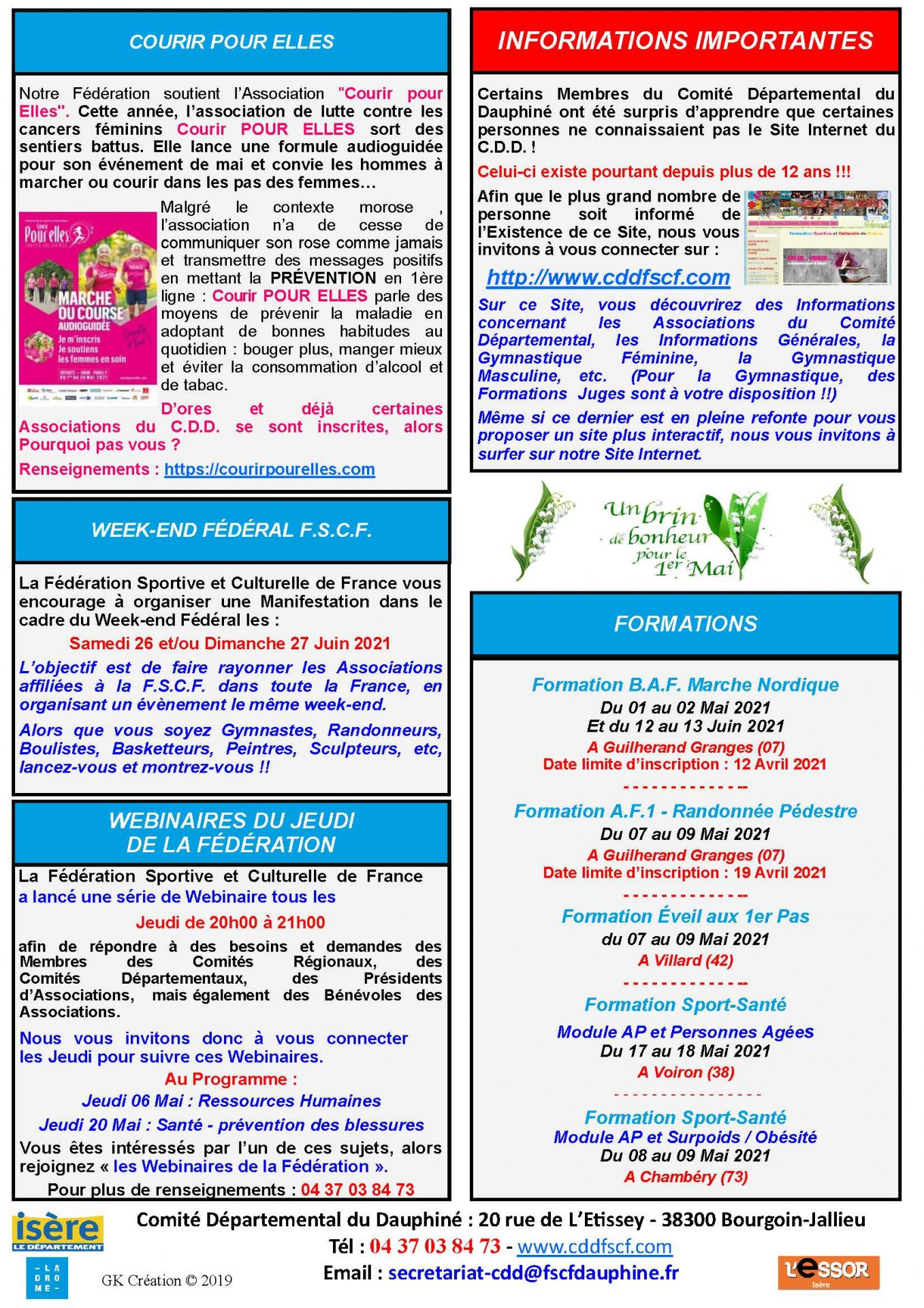 Newsletter n49 page 2