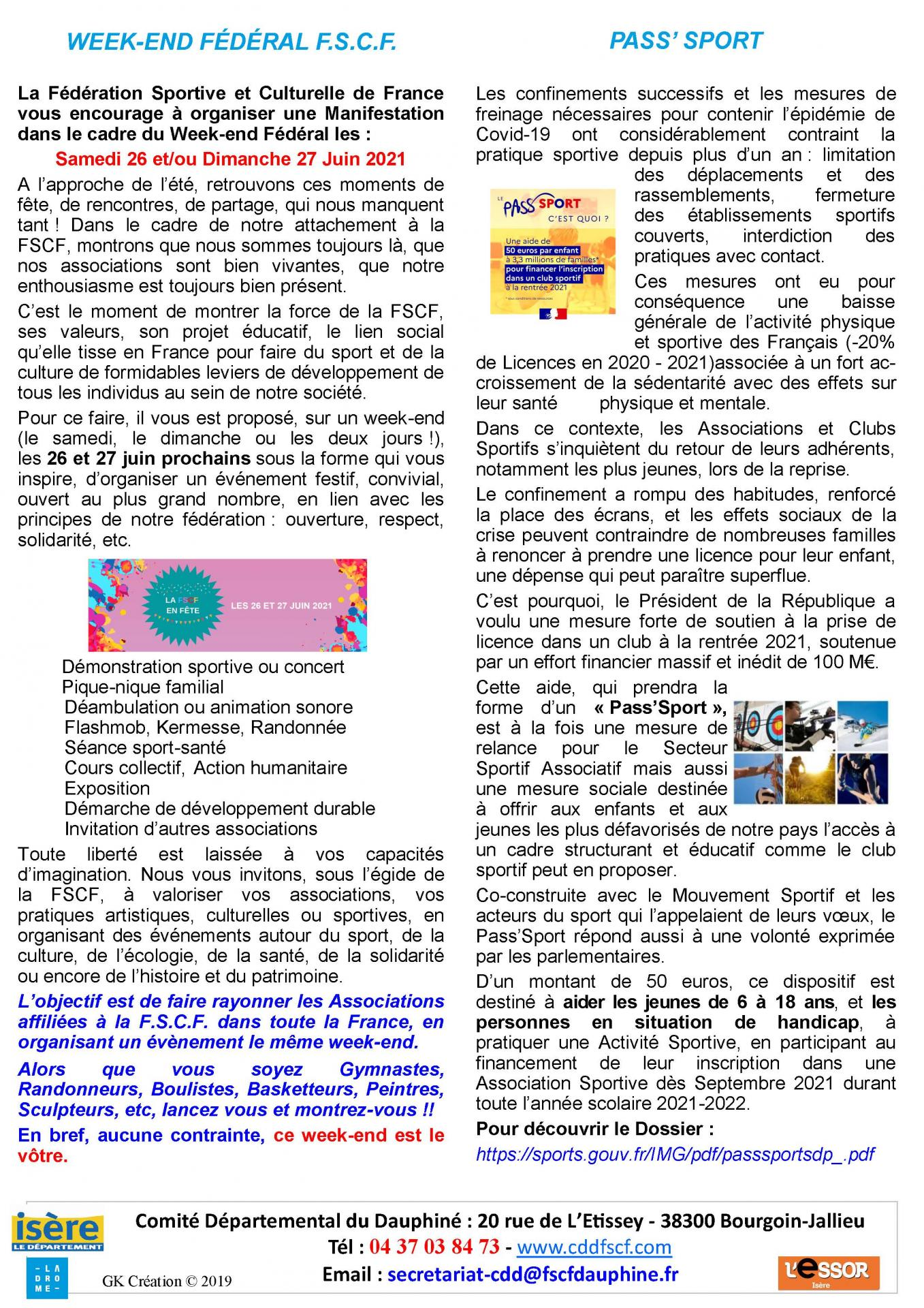 Newsletter n50 page 2