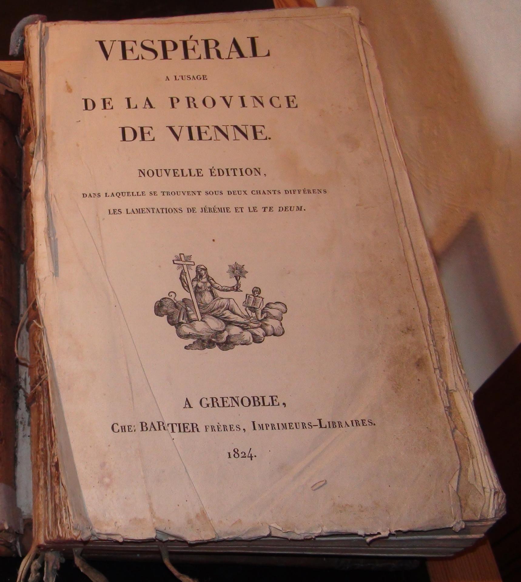 Vesperal de 1824